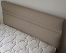 Silent night Double bed headboard