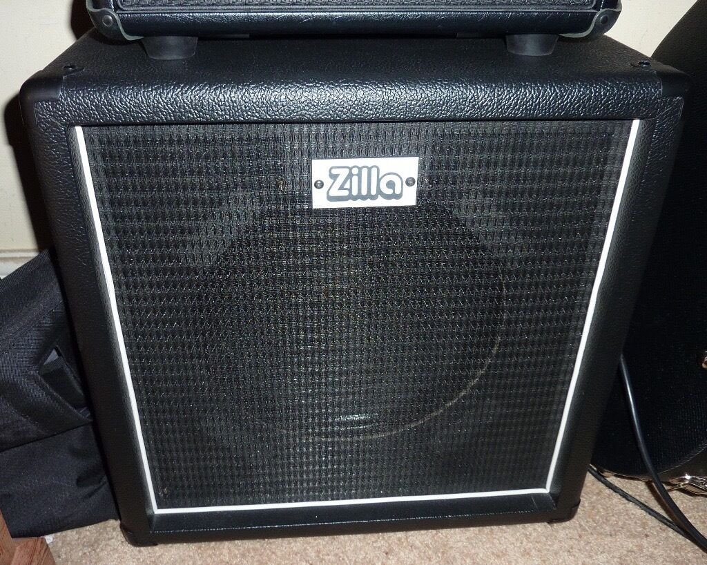 Zilla Dinky 1 x 12 cabinet (loaded with Celestion Alnico Cream ...