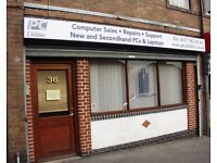 1000 sq foot Office in Coombe Dingle available from September