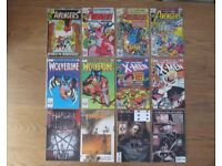 An excellent and varied collection of comics ranging from early 1970's to 2011. Very good condition.