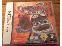 Crazy Frog Racer Nintendo DS Game
