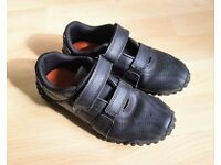 Kids Black Lonsdale School Shoes/Trainers. Size 13. Good condition. Collection Linlithgow.