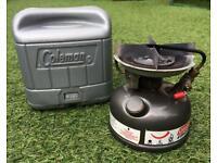 Coleman stove & lantern
