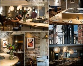 Front of House wanted at Tabure Berkhamsted