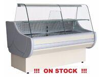 NEW £962 + VAT 120cm(3.9 feet) Serve Over Counter Display Fridge WCH1-E2 ON STOCK