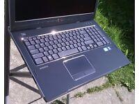 """Dell 3750 17.3"""" - i7, GT525M, 6GB May SWAP/PT.EX"""