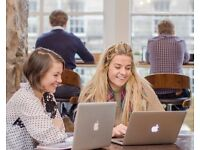 Luxury Coworking Office Space: 5 minutes walk from Waverley Station!
