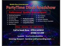 Are you having a party? Do you need a DJ? Book with us