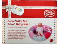Chad Valley Baby Grow with Me Nest