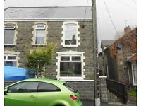 Recently renovated 2 bed semi to rent in Gorseinon - available now