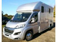 New 3.5t 2 Stall Horseboxes