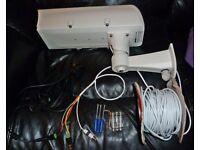 External used CCTV camera with amazing 242X zoom day and night camera (Bath BA2 1 area))