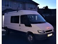 Excellent Condition! Low Mileage, No Tax, Only used to transport Audio Equipment...