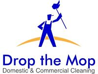 Drop the Mop Domestic and Commercial Cleaning