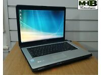 Toshiba Satellite Pro A200, Intel Celeron, 1.60GHz, 2GB, 80GB, WIFI, OFFICE