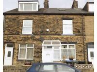 4 bedroom house TO LET BD5 clover street