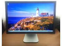 "Apple 20"" Cinema Display Widescreen Monitor A1081"