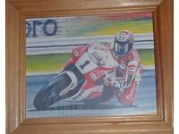 Wayne Rainey No 1 riding the Yamaha 500cc