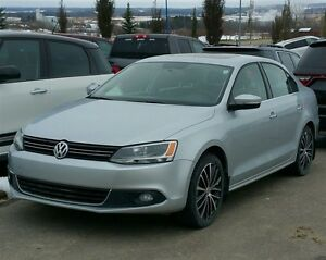 2013 Volkswagen Jetta 2.5L Highline LEATHER / AUTO / SUNROOF