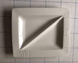 Beleek Living Solace Divided Platter