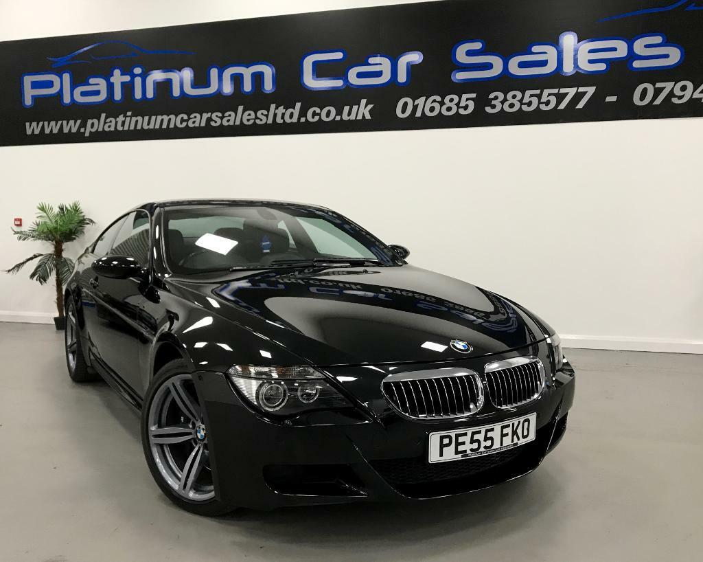 BMW M6 5.0 V10 (black) 2005 | in Merthyr Tydfil | Gumtree