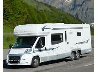 Auto Trail Chieftain G SE, Fixed Bed, Luxury Motorhome. 2008 Fiat Ducato 3.0 Diesel 6 Speed Manual