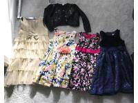 Girls age 4 dresses
