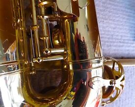 Yamaha Alto Saxophone YAS25 Recently overhauled and in excellent condition