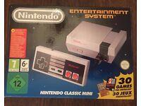 Brand new NES Nintendo Classic mini console