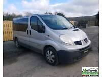 2009 Renault Traffic Minibus PARTS ***BREAKING ONLY SPARES JM AUTOSPARES