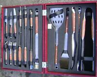 BERGHOFF BBQ SET - 24 piece  Very Nice