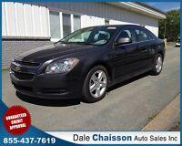 2011 Chevrolet Malibu LS ($105 Bi-Weekly $0 Down Tax Inc.)*