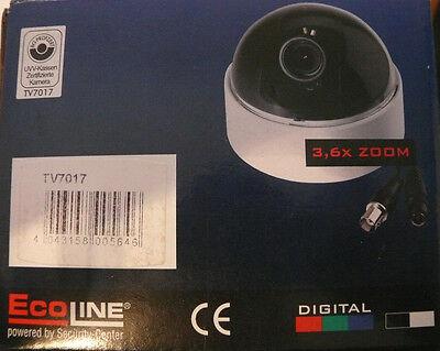 Überwachungskamera Ecoline TV7017 Camera