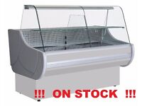 NEW £1244 incl VAT180cm(5.9 feet) Serve Over Counter Display Fridge WCH1-E2