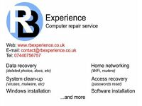 PC/Laptop repair service, no fix no fee, no hidden costs