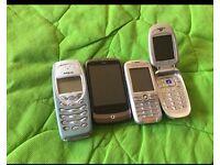 Joblot of phone