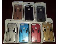 250 x I Phone 7 Plus, Amour Case Multiple Colours