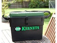 KEENETS FISHING TCKLE BOX BASKET SEAT – SUITS CHILDREN OR ADULTS