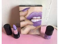 Rare Kat Von d formula x lip and nail duo