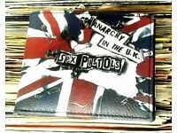 Brand new Sex Pistols 'Anarchy in the U.K.' Wallets.