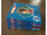 doctor who files ( nine ) books