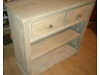 **REDUCED** Sideboard shelf bookcase