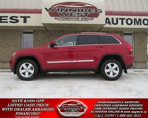 2011 Jeep Grand Cherokee LOADED, PANORAMIC SUNROOF, HEATED LEATH