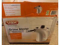 Vax grime master steam cleaner