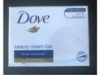 NEW Dove beauty cream bar soap x 5