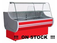 NEW £1242.5 + VAT 200cm(6.6 feet) Serve Over Counter Display Fridge WCH1-E2 ON STOCK