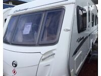 2008 Swift Colonsay (Fixed Bed)