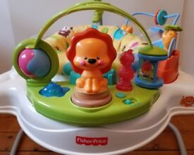 Fisher Price Jumperoo Baby Activity Centre Bouncer
