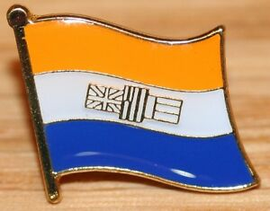 Historic SOUTH AFRICA African Country Flag Metal Lapel Pin Badge 1928-1994
