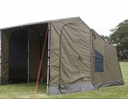 Oz tent 30 second tent RV5  sc 1 st  Gumtree & Oz tent RV-4 plus extras | Camping u0026 Hiking | Gumtree Australia ...